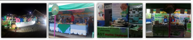 SPAMAST participates the 2nd Araw ng Davao Occidental